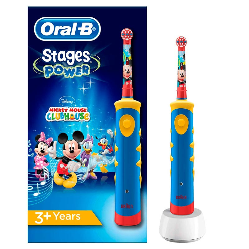 Oral-B Stages Power Mickey Mouse